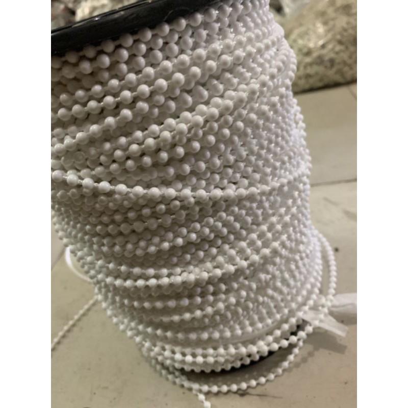 5 Mét: Dây kéo rèm hạt nhựa, dây kéo rèm cuốn, dây rèm roman, dây kéo rèm cửa