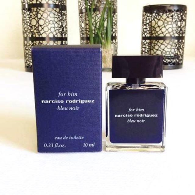Nước hoa nam Narciso for him blue noir 10ml - 3025307 , 634244640 , 322_634244640 , 399000 , Nuoc-hoa-nam-Narciso-for-him-blue-noir-10ml-322_634244640 , shopee.vn , Nước hoa nam Narciso for him blue noir 10ml