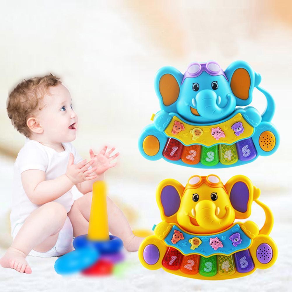 Baby Toys Music Cartoon Organ Educational Developmental Kids Toy Gift