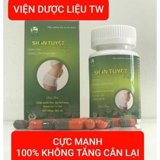[LT GIẢM 8KG KHÔNG TĂNG LẠI] Shan Tuyết Việt - Nhà Thuốc Viện Dược Liệu Trung Ương thumbnail