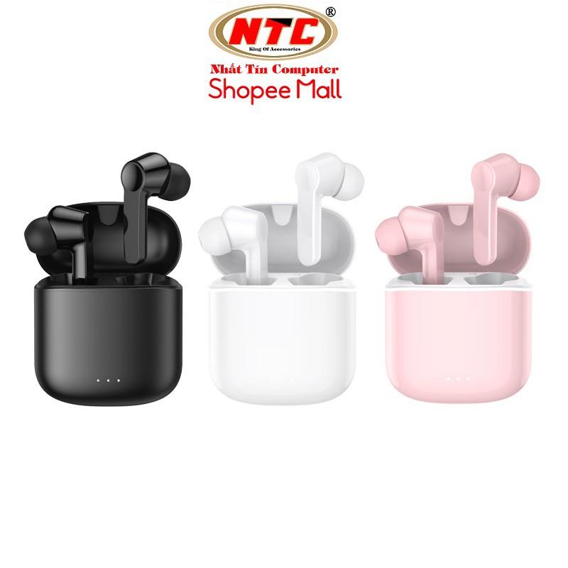 Tai nghe Bluetooth True Wireless Remax TWS-7 V5.0 âm thanh cực hay, kết nối tai riêng lẻ
