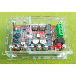 Mạch Class D TDA7492P Bluetooth CSR4.0 + Vỏ Mica