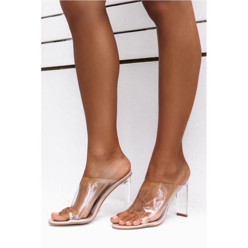 Giày Cao Gót Nữ Kiểu Dáng Đơn Giản
