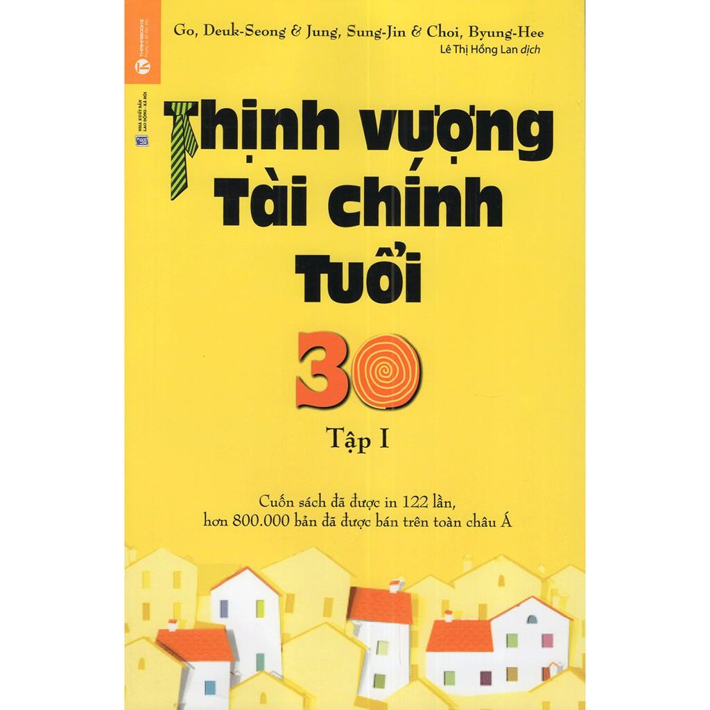 [Sách] Thịnh Vượng Tài Chính Tuổi 30 - Tập 01 - 2980543 , 862728166 , 322_862728166 , 79000 , Sach-Thinh-Vuong-Tai-Chinh-Tuoi-30-Tap-01-322_862728166 , shopee.vn , [Sách] Thịnh Vượng Tài Chính Tuổi 30 - Tập 01