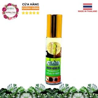 Dầu Nhân Sâm Thái Lan Green Herb Oil (Lo thumbnail