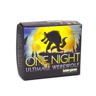 Ma sói One Night Việt Hóa