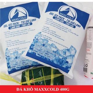 Đá khô túi MaxxCold 400g – 300g