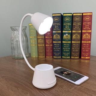 Loa nghe nhạc FREESHIPLoa nghe nhạc bluetooth 2in1 có đèn học, hiện đại và tiện dụng, thiết kế nhỏ gọn đẹp mắt 7546