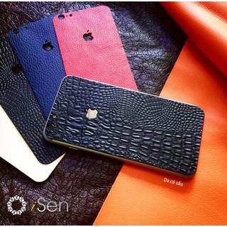 Miếng Dán Da Mặt Lưng Iphone iSen thumbnail