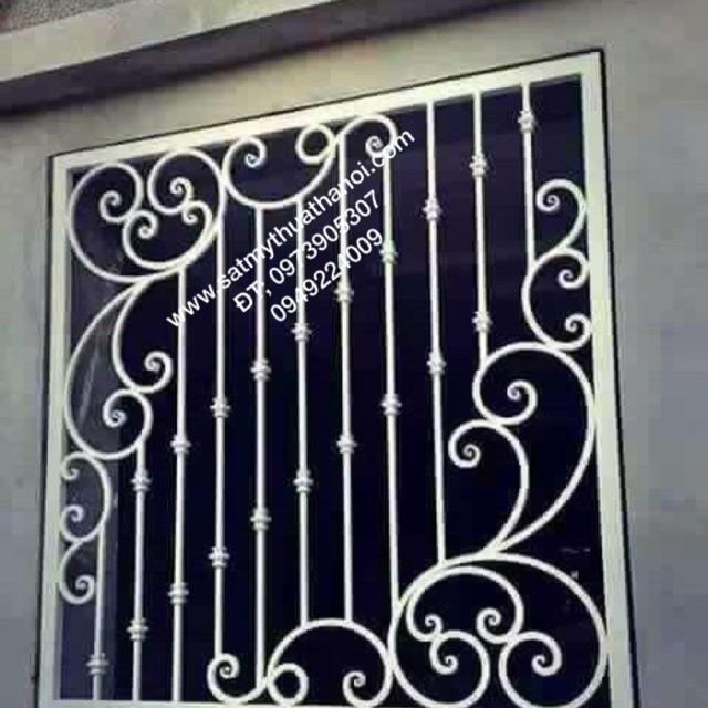 cửa sổ sắt mỹ thuật - 22193483 , 416842357 , 322_416842357 , 3000 , cua-so-sat-my-thuat-322_416842357 , shopee.vn , cửa sổ sắt mỹ thuật