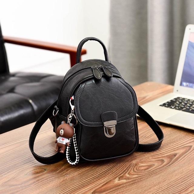 Balo túi đeo chéo thời trang du lịch 2020 đi học mini nữ MEIMEI DC12