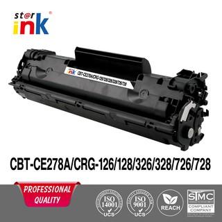 Cartridge (hộp mực) CE278A 278A 78A CRG-328 326 nhập khẩu chính hãng Star ink dùng cho Máy đa năng thumbnail