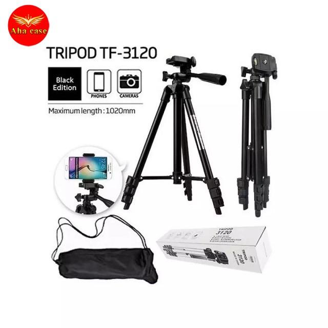 Tripod Giá Đỡ Điện Thoại 3 Chân Đa Năng - Tripod máy ảnh dùng để Quay Phim, livestream, chụp hình