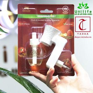 Bộ sản phẩm nước hoa gia đình Unilife Hương Quế Táo thumbnail