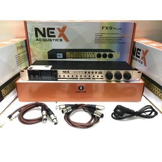 Vang Cơ Nex Acoustic chinh hãng , Bảo hành check Series (FX8, FX9PLUS , FX20 , Khuyễn mãi đặc biệt tặng kèm Jack Canon) thumbnail