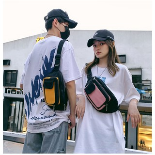 Túi nhỏ đeo chéo mẫu mới phong cách Hàn Quốc mới vải chống nước siêu bền đẹp