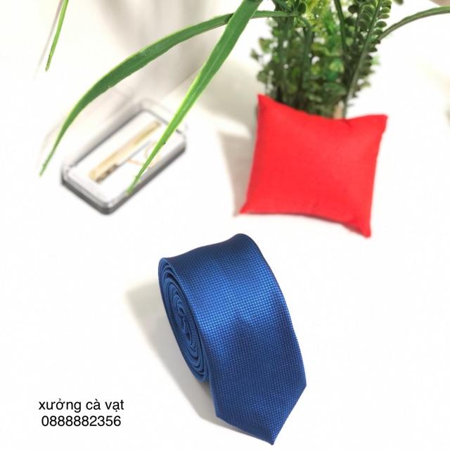 Cà vạt nam bản nhỏ - caravat hàn quốc