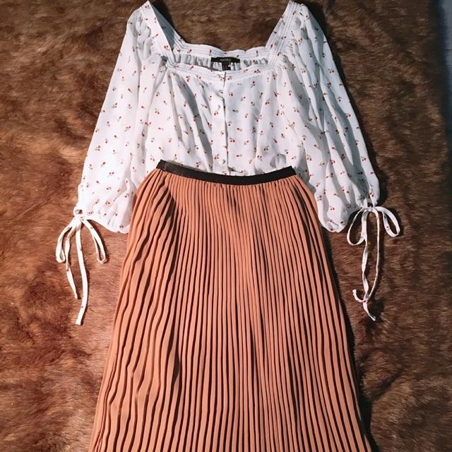 Sét váy áo tiểu thư