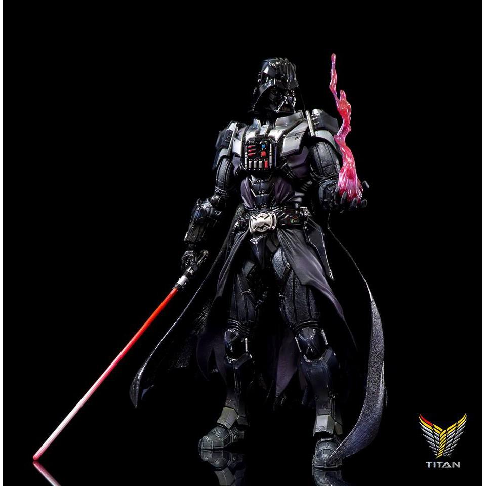 Mô Hình Darth Vader Play Art Cử Động Khớp | SaleZone Store