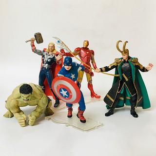Mô Hình Đồ Chơi Nhân Vật Trong Phim The Avengers