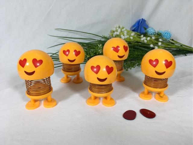 [ẢNH THẬT+VIDEO] Emoji lò xò nhiều mẫu siêu cưng tại TpHCM