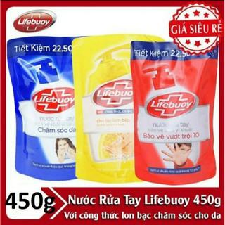 Nước rửa tay Lifebouy túi 450g hàng chất lượng