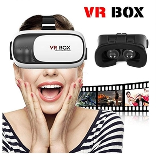Vr Box 2nd Generation Smart Game Glasses Vr Glasses Box Technology For Movies Vr Gear