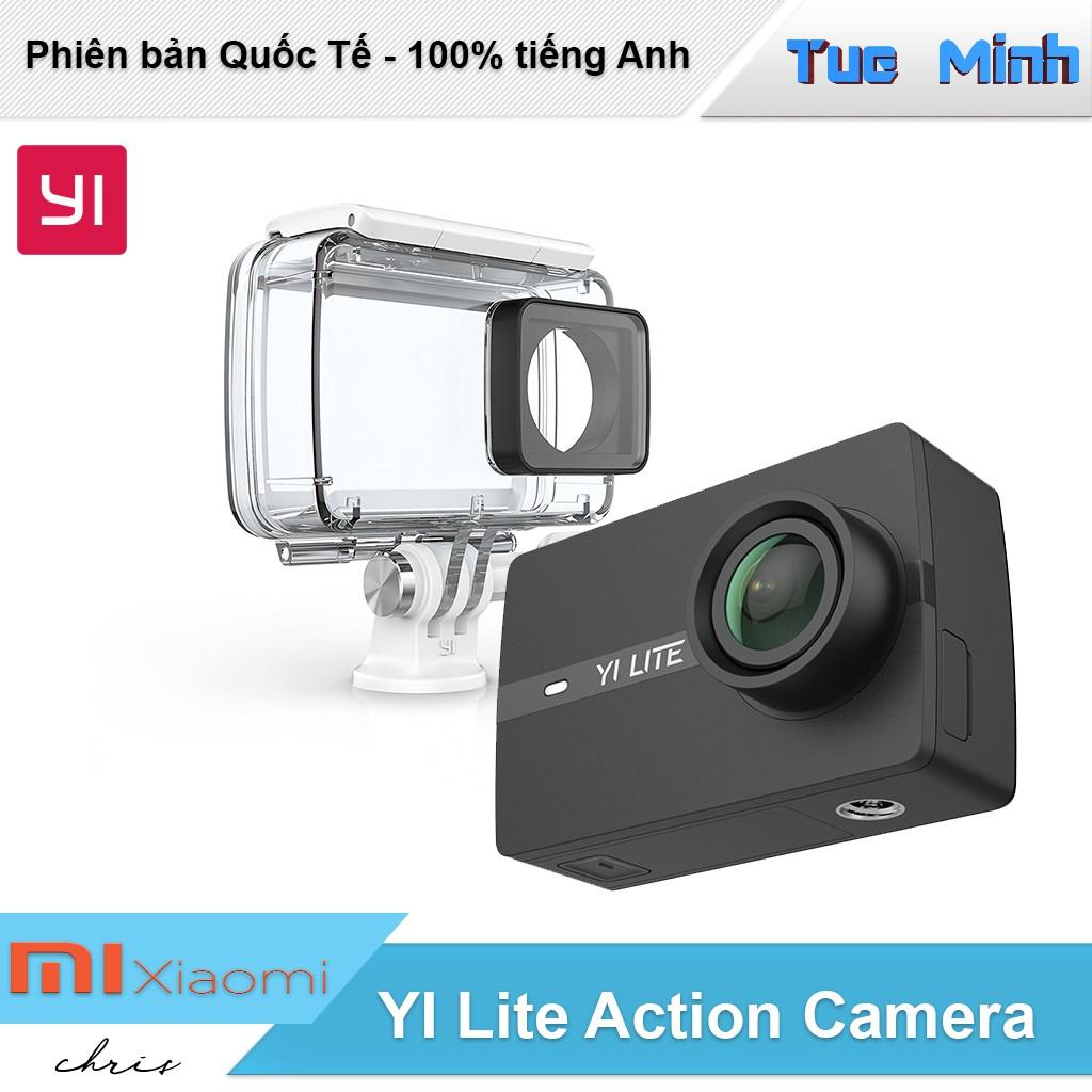 Camera hành động Xiaomi Action Cam YI Lite 4K Sport - 3055327 , 907245691 , 322_907245691 , 2990000 , Camera-hanh-dong-Xiaomi-Action-Cam-YI-Lite-4K-Sport-322_907245691 , shopee.vn , Camera hành động Xiaomi Action Cam YI Lite 4K Sport