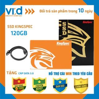 [CHÍNH HÃNG]Ổ cứng SSD 128GB Lexar, SSD 120GB( KingSpec, Kingfast, Klevv Suneast)-Tặng cáp sata 3.0 - Bảo hành  36 tháng