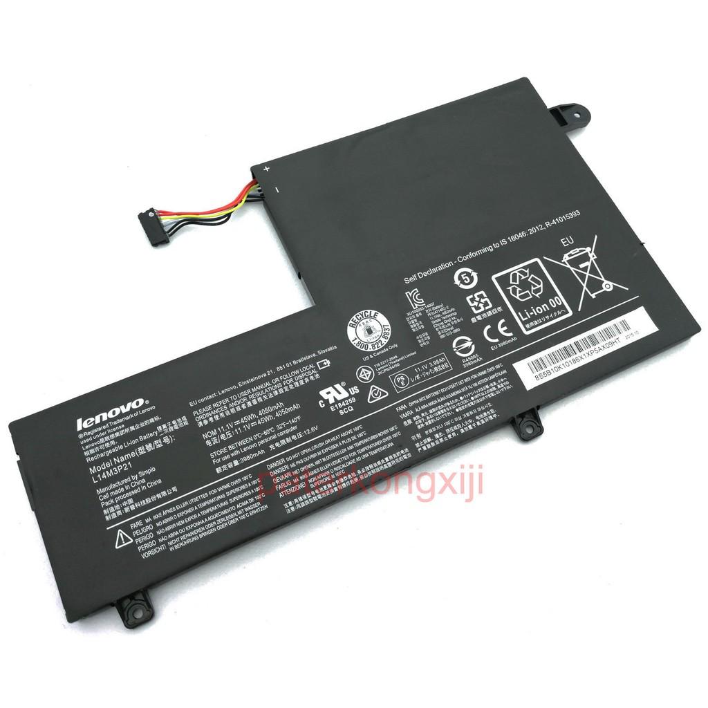 PIN Lenovo Flex 3 1470 , Flex 3 1480, Flex 3 1570, Flex 3 1580, L14L3P21 L14M3P21 Yoga 500 14ISK 500-14IBD 500-15 510S - 23039687 , 2039864864 , 322_2039864864 , 730000 , PIN-Lenovo-Flex-3-1470-Flex-3-1480-Flex-3-1570-Flex-3-1580-L14L3P21-L14M3P21-Yoga-500-14ISK-500-14IBD-500-15-510S-322_2039864864 , shopee.vn , PIN Lenovo Flex 3 1470 , Flex 3 1480, Flex 3 1570, Flex 3