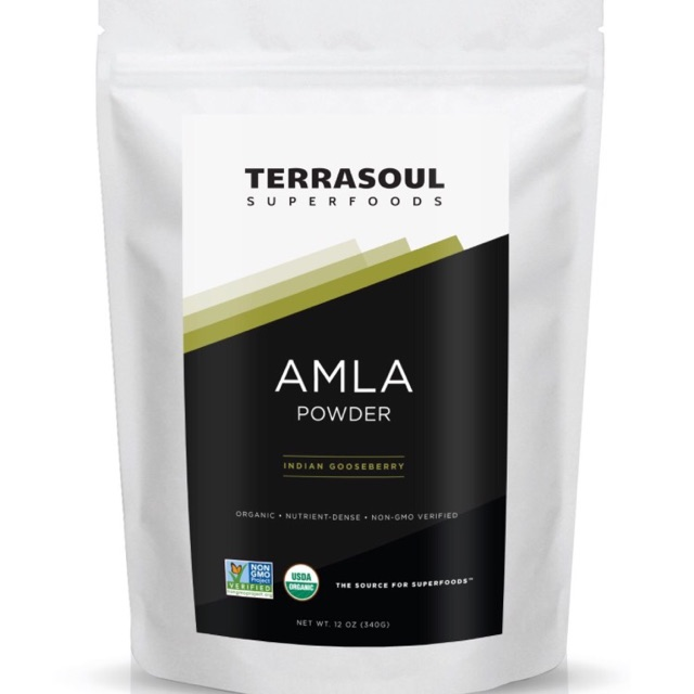 Bột AMLA Hữu Cơ Terrasoul 50g - 100g