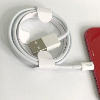 Cáp sạc Iphone ipad Foxconn siêu bền cho IP 5 6 7 8 X 11 dây dài 1m vào điện nhanh không kén máy KLH 3i 6