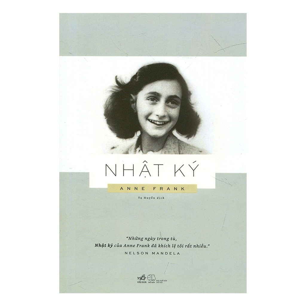 Sách - Nhật Ký Anne Frank