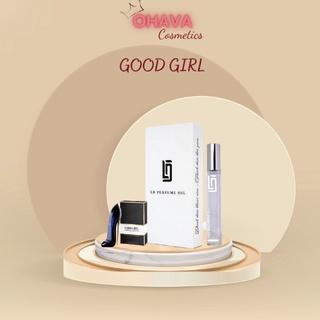 Tinh Dầu Nước Hoa Nữ GOOD GIRL LD PERFUME OIL Chính Hãng Ngọt ngào, Quyến rũ thumbnail