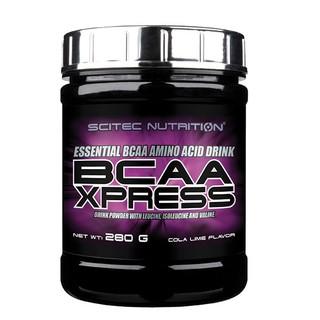 BCAA Scitec BCAA Xpress 40 Lần Dùng Bổ Sung Năng Lượng Phục Hồi Cơ Bắp Sau Tập 280G - Chính Hãng - Muscle Fitness thumbnail
