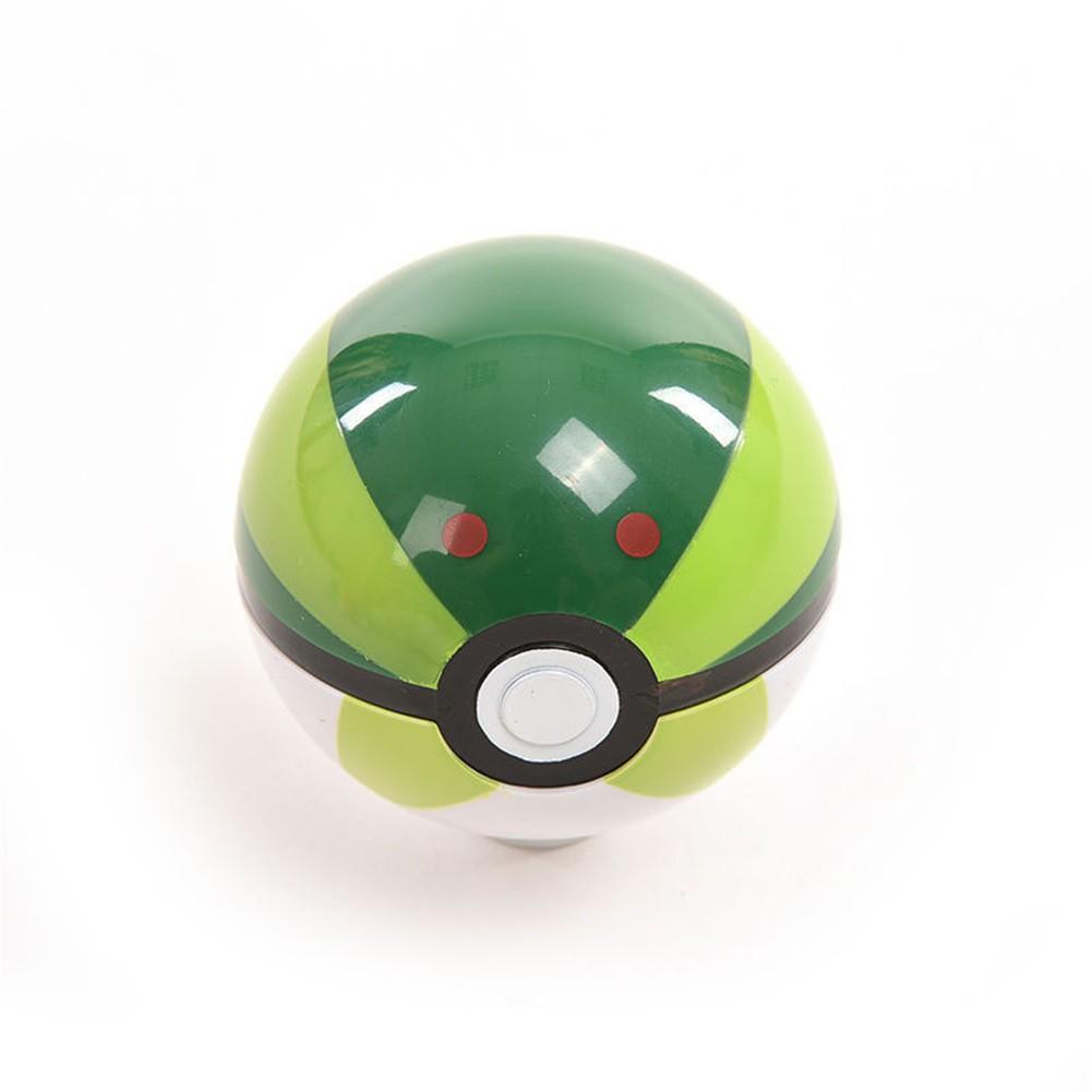💞8pcs Pokemon 7cm Pokeball Pop-up Ball Cartoon & Monsters Figures Toy Kids Gift