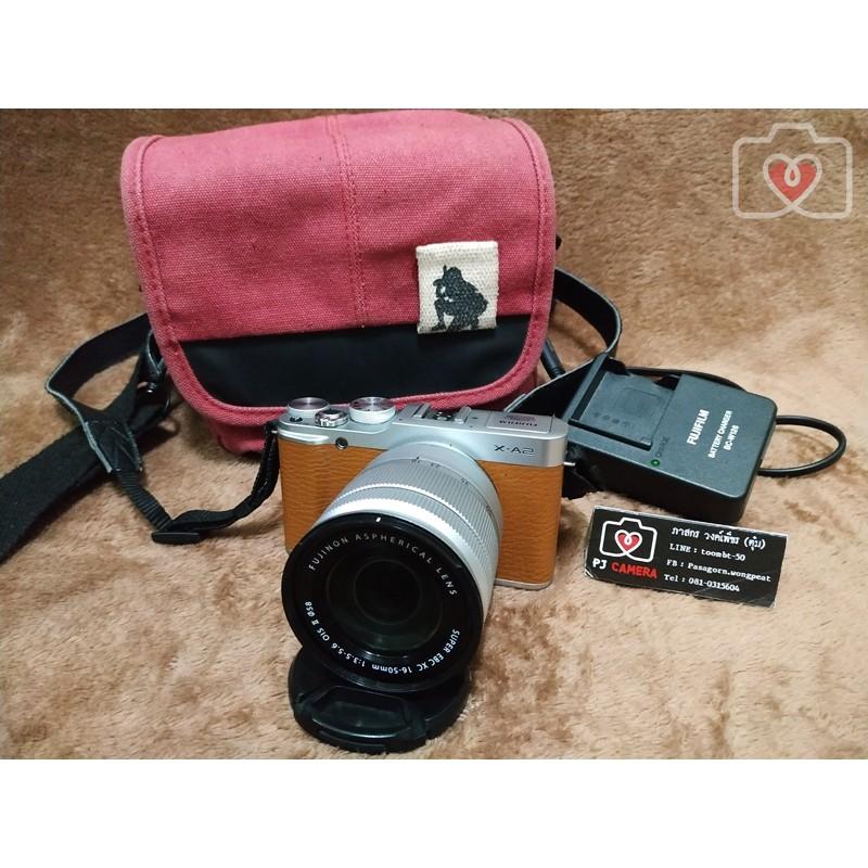 Fuji X-A2 + Lens 16-50mm OIS II
