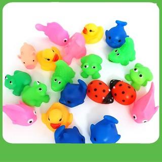 Bộ 20 đồ chơi con vật chút chít LOẠI XỊN