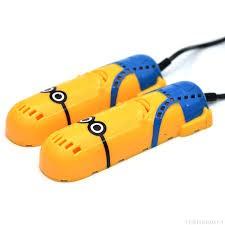 Máy sấy khô khử mùi cho giày hình Minion