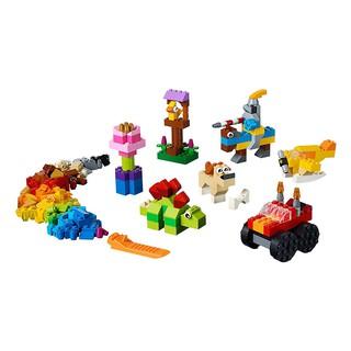 Hình ảnh Đồ Chơi Lắp Ghép, Xếp Hình LEGO - Bộ Gạch Classic Cơ Bản 11002-2