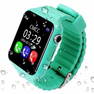 Đồng hồ định vị trẻ em V7K chống nước, định vị GPS+Wifi, nghe nhạc, đo sức khỏe thumbnail