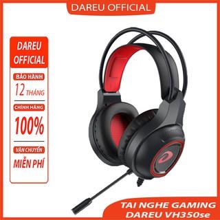 Tai nghe Dareu Vh350se ❤️ Freeship ❤️ Âm thanh 5.1, Mic đa chiều, đầu cắm 3.5mm – Bảo hành chính hãng Mai Hoàng