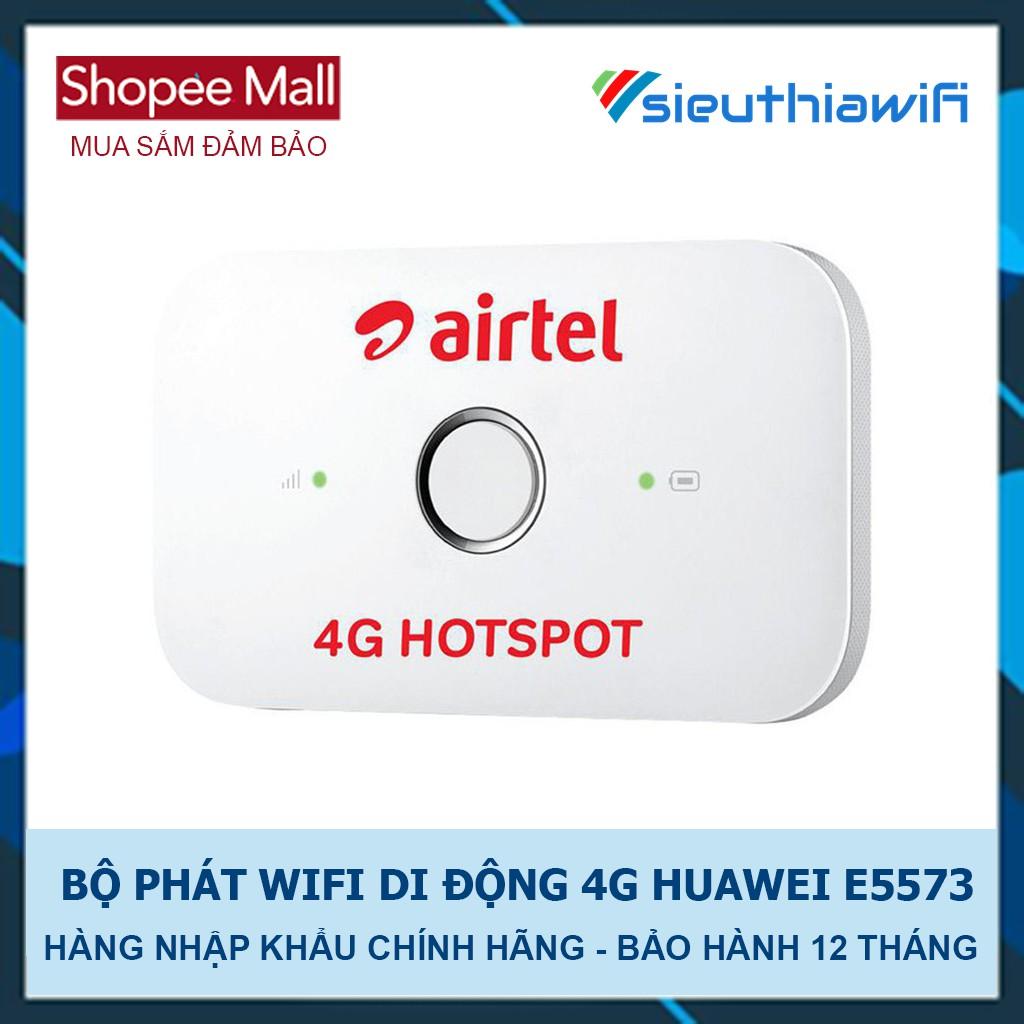 BỘ PHÁT WIFI DI ĐỘNG 4G HUAWEI E5573