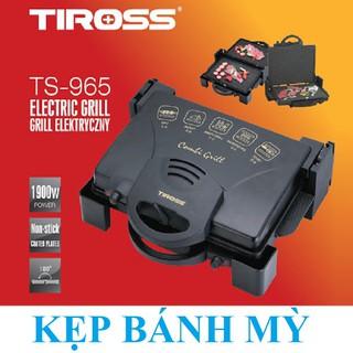 Máy Kẹp Bánh Mỳ Tiross TS-965