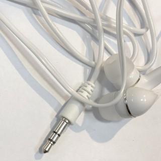 Tai nghe không mic cho máy nghe nhạc Mp3, loa đài chân jack tròn 3.5 mm nghe hay 4