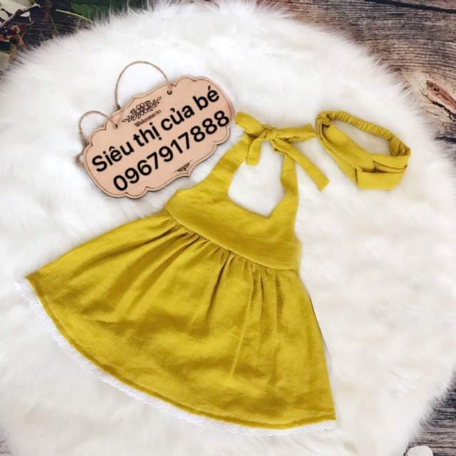 Váy Trẻ Em💕𝑭𝑹𝑬𝑬𝑺𝑯𝑰𝑷 💕Đầm Trẻ Em - Thời Trang Trẻ Em Hàng Thiết Kế Cao Cấp VNXK
