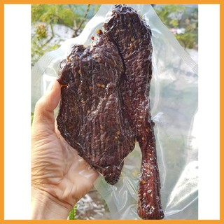 Hàng Mới Trâu Gác Bếp Tây Bắc 300 Gam, 500 Gam, 1 Kg, khô Trâu sấy hun khói ngon sạch, TẶNG CHẨM CHÉO Giao Ngay.