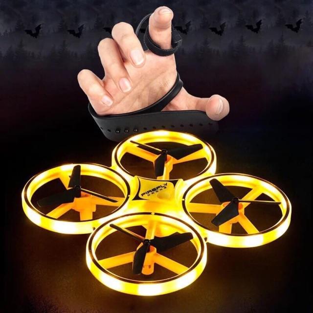 Flyfire – Máy bay cảm biến, nhào lộn theo chuyển động tay, máy bay siêu anh hùng