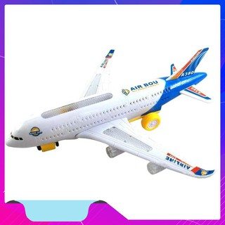 [HOTT] Đồ chơi máy bay Airbus A380 Ms-43 Giá Gốc