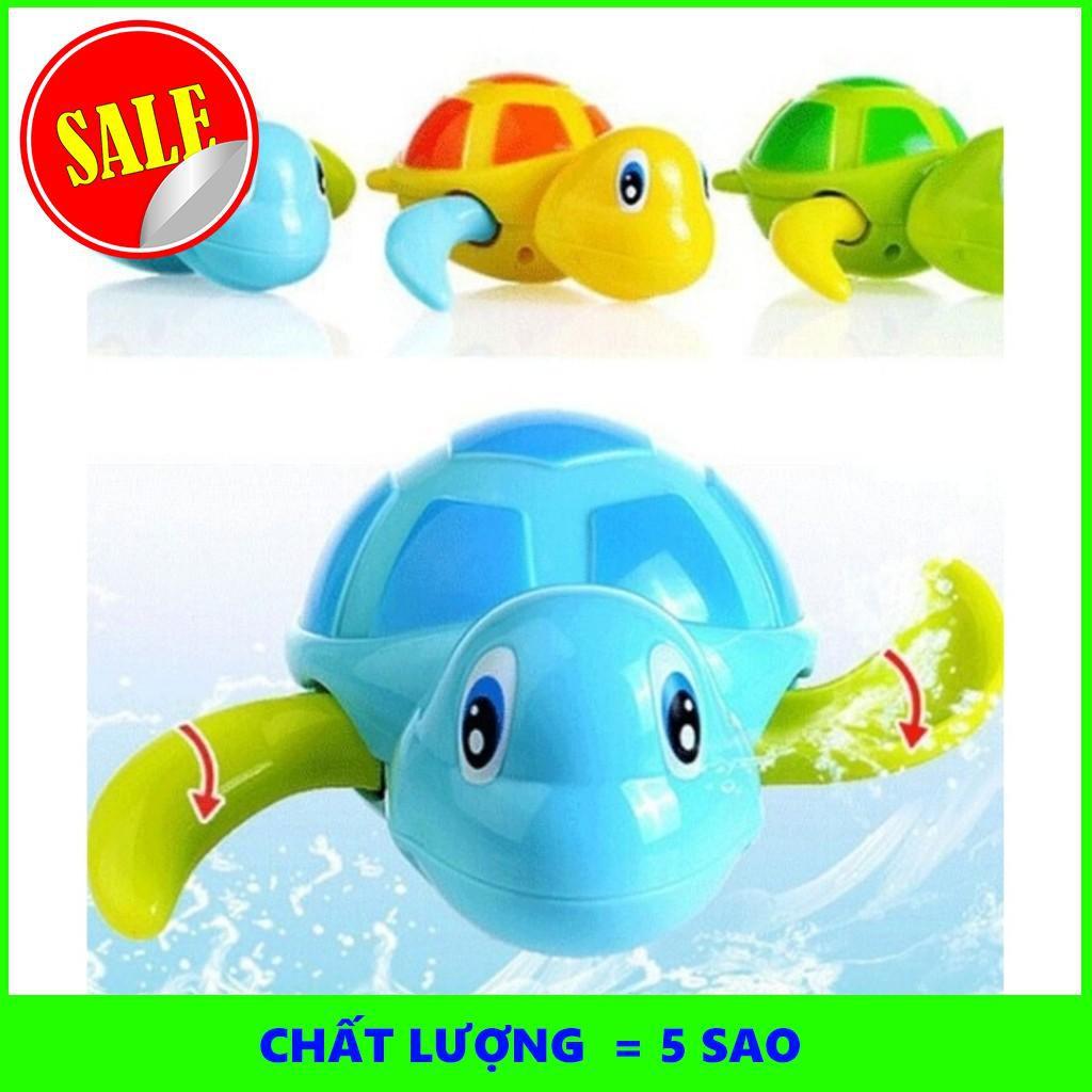[HOT] Đồ chơi con vật lên dây cót biết bơi cho bé
